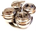 SOLID Stainless Steel Pickle & Chutney Tray